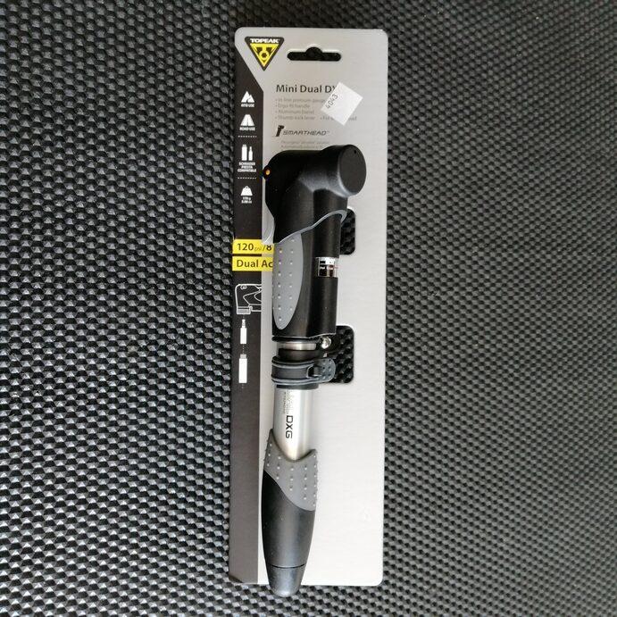 Bomba de Aire Topeak Mini dual DXG